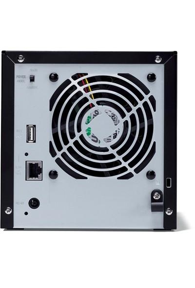 Buffalo Link Station Pro Quad 4xTRAY RAID,USB,Gigabit Ethernet Kişisel Bulut Depolama (DİSKSİZ)