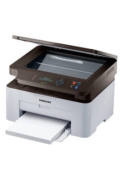 Samsung Xpress SL-M2070W Fotokopi + Tarayıcı + Wifi+ Airprint + Çok Fonksiyonlu Mono Lazer Yazıcı SS298E