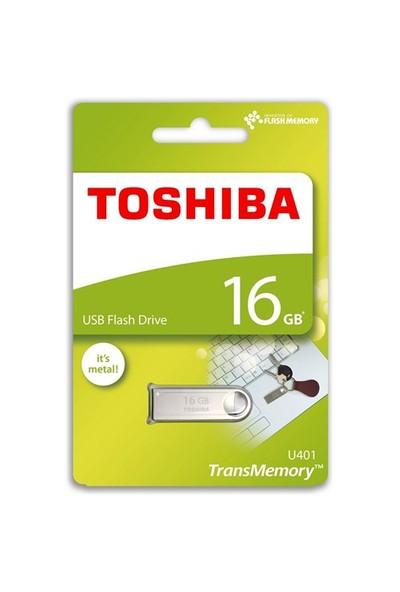 Toshiba Owahri 16GB USB Metal USB Bellek