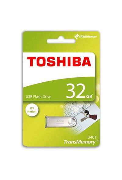 Toshiba Owahri 32GB USB Metal USB Bellek