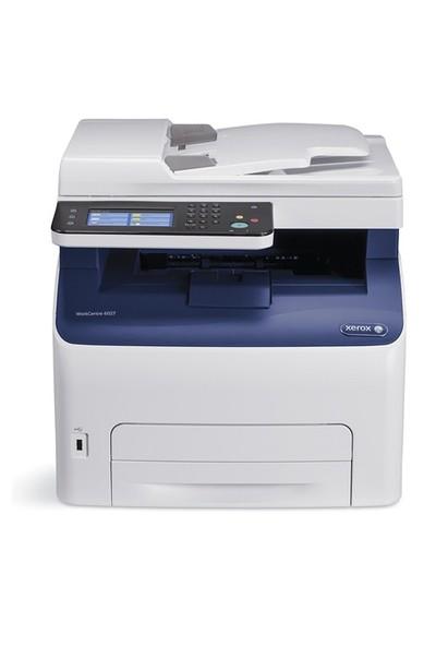 Xerox Workcentre 6027NI Renkli Çok Fonksiyonlu Airprint Yazıcı