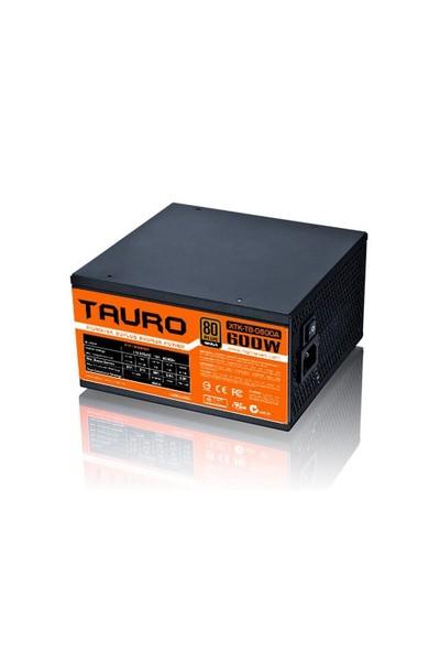 Xigmatek Tauro 600W 80+ Bronze Power Supply (CPA-0600BDD-U52)