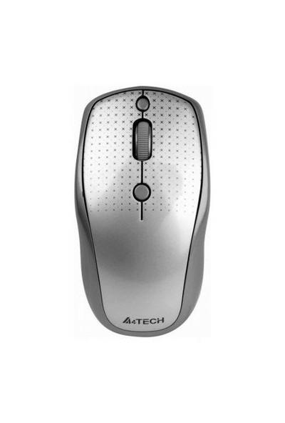 A4 Tech G9-530Hx Gümüş Kablosuz Holeless Optik
