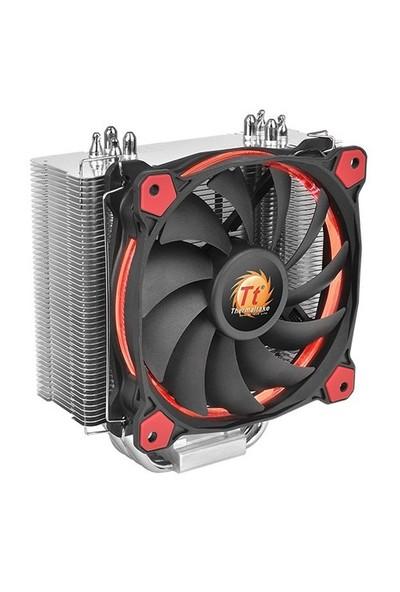 Thermaltake Riing Silent 12cm Kırmızı Fanlı CPU Soğutucu CL-P022-AL12RE-A