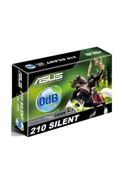 Asus Nvidia GeForce 210 1GB 64Bit DDR3 (DX10.1) PCI-E 2.0 Ekran Kartı - EN210 SILENT/DI/1GD3/V2(LP)