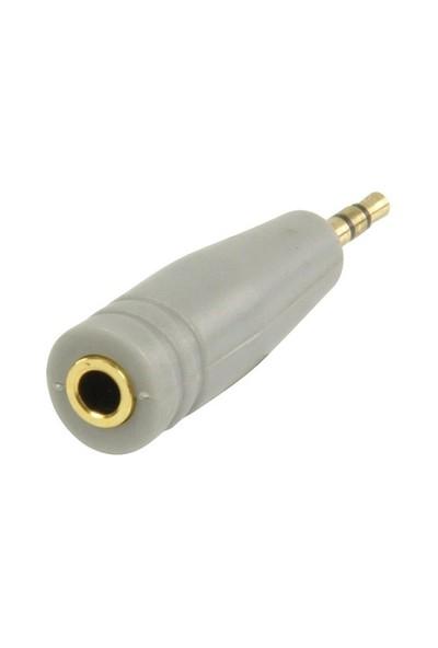 Bandridge BAP211 2.5mm - 3.5mm Audio Adaptör