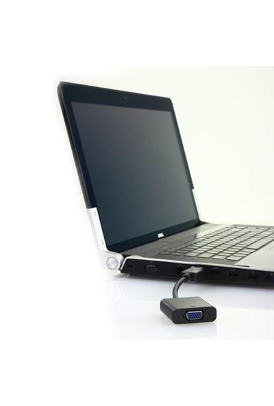 Dark Display Port to Analog VGA Aktif Dönüştürücü (DK-HD-ADPXVGA)