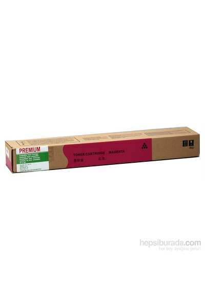 Elba Sharp Emx-2300-2700-3500 Kırmızı Muadil Toner