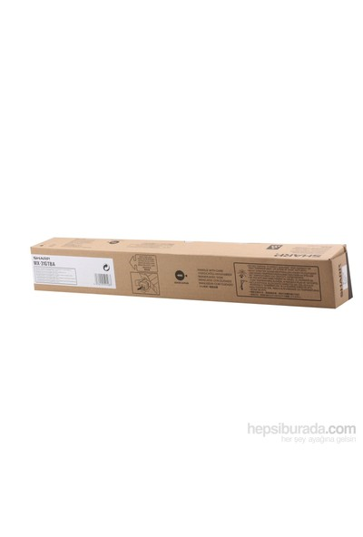 Sharp Mx-2301-2600-3100 Siyah Toner (Mx-31Gtba)