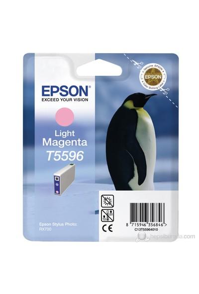 Epson C13T559640 / T5596 Açık Kırmızı Kartuş