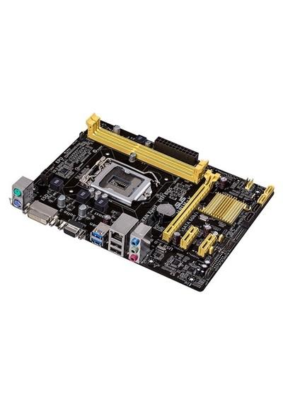 Asus H81M-K Intel H81 1600MHz DDR3 Soket 1150 Micro-ATX Anakart
