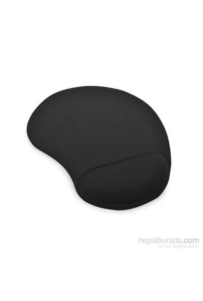 Ednet Siyah Mouse Pad ve Bilek Yastığı (Mouse-Wrist Pad) (ED-64020)