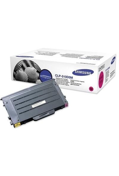 Samsung CLP-510D5M 5000 Sayfa Kapasiteli Kırmızı Toner