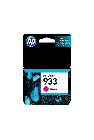 HP 933XL Kırmızı Officejet Mürekkep Kartuşu CN055A