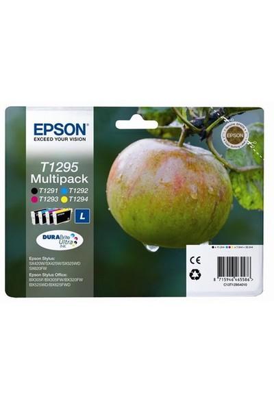 Epson 4 Renkli Mürekkep Kartuş C13T12954010 / T1295