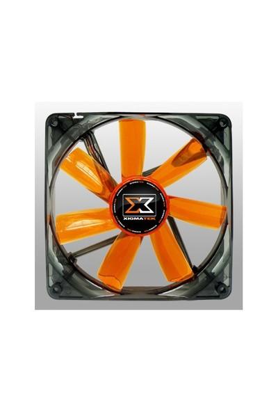 Xigmatek XLF-F1453 140x140x25mm Kasa Fanı