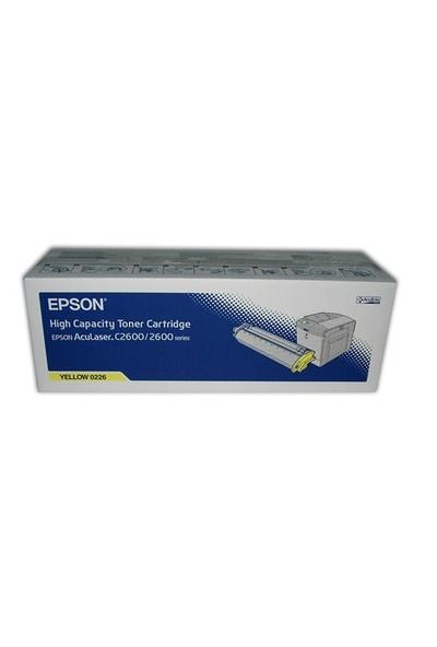 Epson C13S050226 Sarı Toner (Yüksek Kapasite)