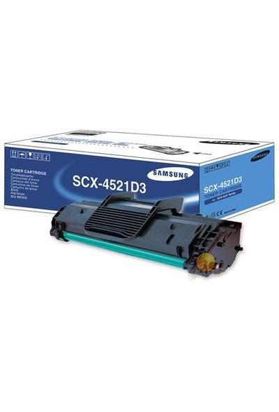 Samsung SCX-4521D3 3000 Sayfa Kapasiteli Siyah Toner