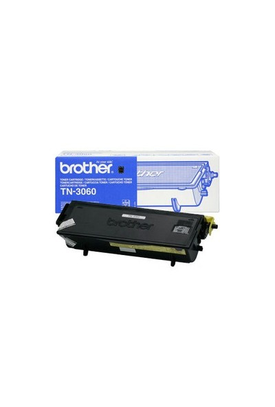 Brother TN-3060 6700 Sayfa Kapasiteli Siyah Toner