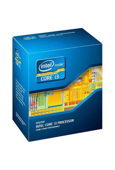 Intel Core i3 3225 3.3Ghz 3MB Cache LGA 1155 İşlemci