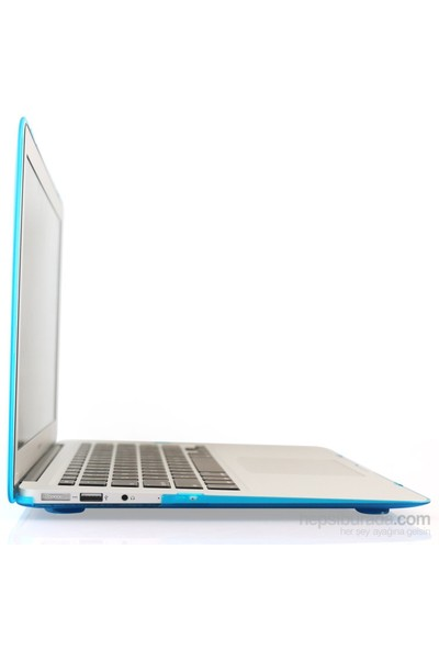 "Codegen Apple 13"" 13 inc Macbook Air A1466 A1369 Mavi Kılıf Kapak CMA133LB"