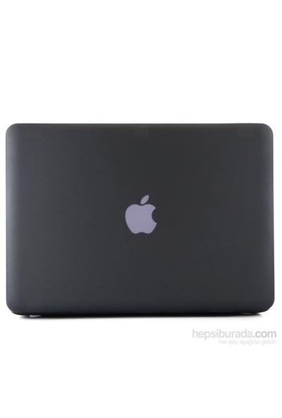"Codegen Apple 13"" 13 inc Macbook Air A1466 A1369 Siyah Kılıf Kapak CMA-133B"