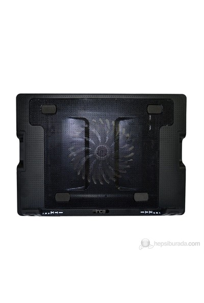 Inca INC-341FXS Ergonomik USB Sessiz Notebook Stand+Soğutucu