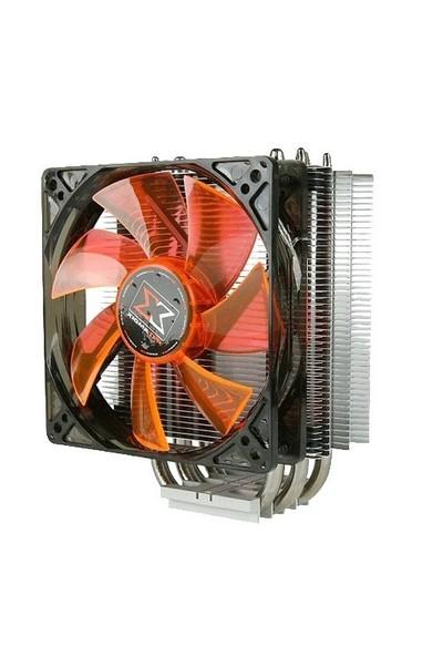 Xigmatek S1284 Achilles Tüm/775 CPU Fan