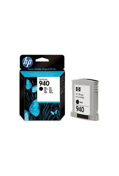 HP 940 Siyah Mürekkep Kartuş C4902AE / C4902A