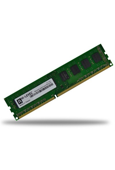 Hi-Level 4GB 1333MHz DDR3 Kutulu Ram (HLV-PC10600D3-4G-K)