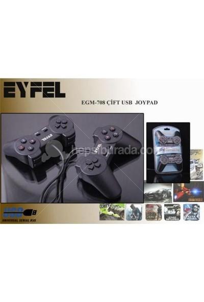 Eyfel EGM-708 Çift Usb Gamepad