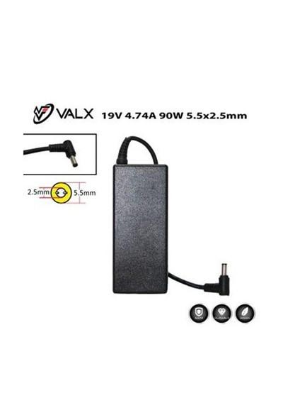Valx La-19055 19V 4.74A 90W Notebook Adaptör