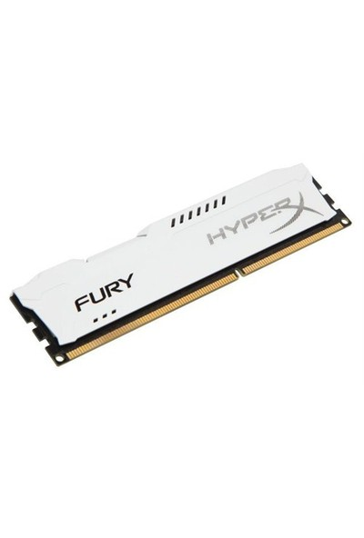 Kingston HyperX Fury White 8GB 1866MHz DDR3 Ram HX318C10FW/8 )