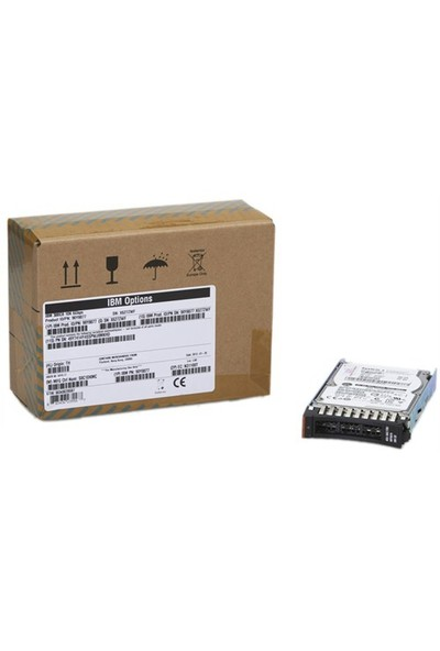 """IBM 300GB 10000RPM 6Gb/s SFF SAS 2.5"""" Disk (90Y8877)"""
