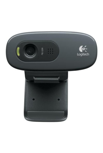 Logitech C270 HD Webcam (960-000582)
