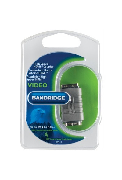 Bandridge BVP110 High Speed HDMI Ethernet Coupler