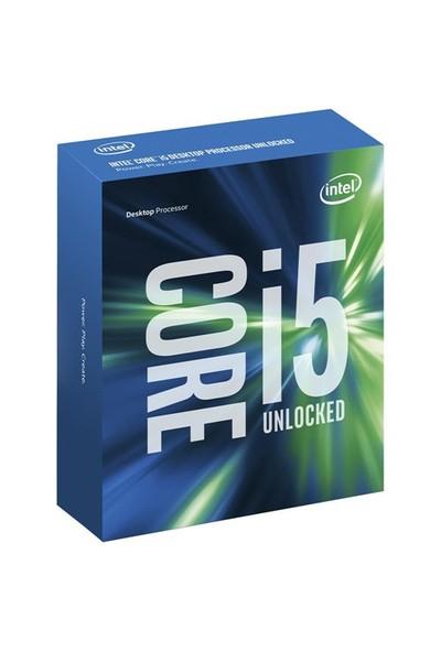 Intel Skylake Core i5 6600K 3.5GHz 6Mb Cache LGA1151 İşlemci