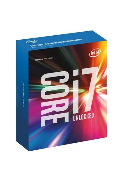 Intel Skylake Core i7 6700K 4.0GHz 8Mb Cache LGA1151 İşlemci