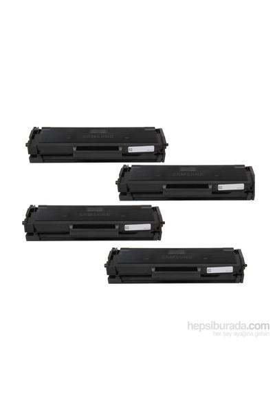 Retech Samsung Mlt-D111s Toner Muadil Yazıcı Kartuş 4 Lü Ekonomik Paket