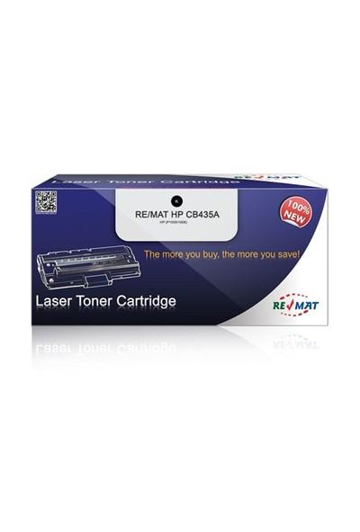 Re/Mat Hp Cb435a Siyah Muadil Toner %100 Yeni