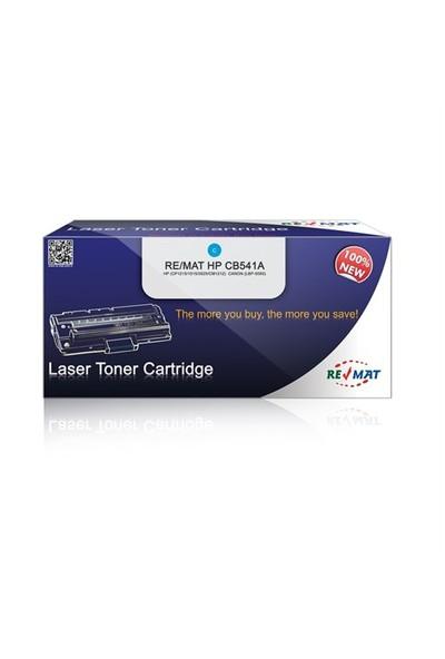 Re/Mat Hp Cb541a Mavi Muadil Toner %100 Yeni