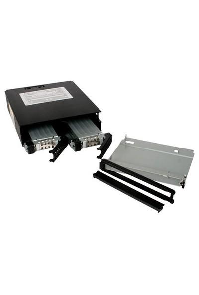Icy Dock ToughArmor 2.5 inç x 3 Yuva 5.25 inç Çevirici Disk Kızağı (MB994IPO-3SB)
