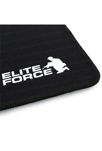 Dark Elite Force Serisi Mikro Dokumalı Yüksek Performans Oyuncu MousePad (400x300mm)(DK-AC-MPAD03)