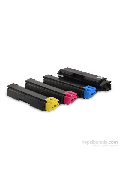 Retech Kyocera Mıta Fs C 2026 Mfp Sarı Renkli Toner Muadil Yazıcı Kartuş