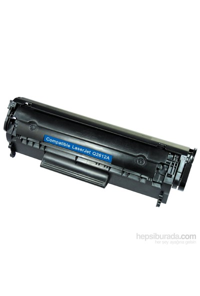 Kripto Hp Laserjet 1018 Toner Muadil Yazıcı Kartuş