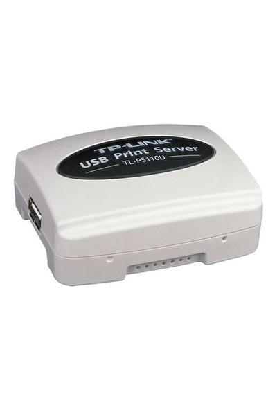 TP-LINK TL-PS110U Tek USB 2.0 Portlu Print Server