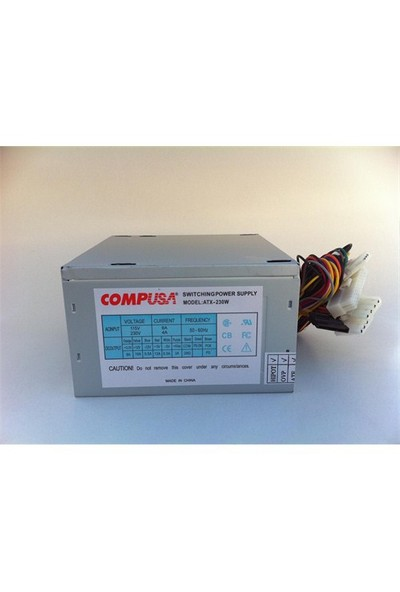 Compusa 230W Power Supply