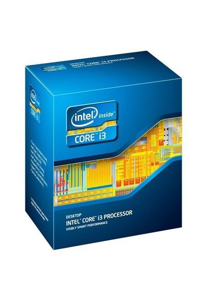 Intel Core i3 2120 3.3GHz 3Mb Cache LGA1155 İşlemci