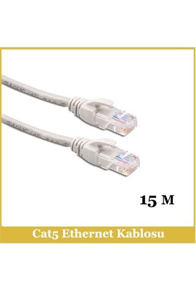 Ti-Mesh Cat5e Network Cable Od:5.2 7/0.16 Cu*8C - 15M