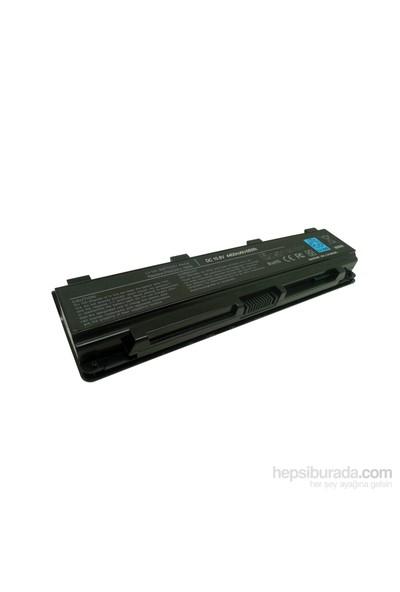 RETRO Toshiba Satellite C850, PA5024U-1BRS Notebook Bataryası - Siyah - 6 Cell